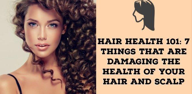 Hair Health 101