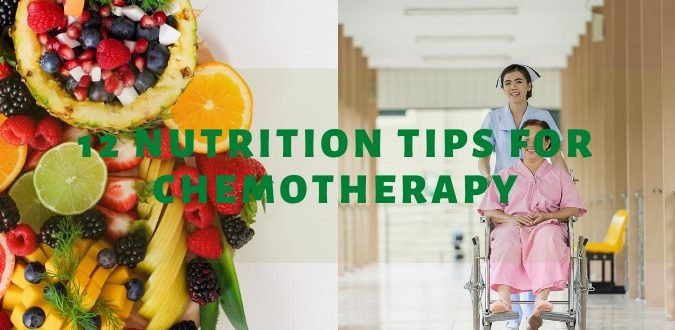 Nutrition Tips for Chemotherapy