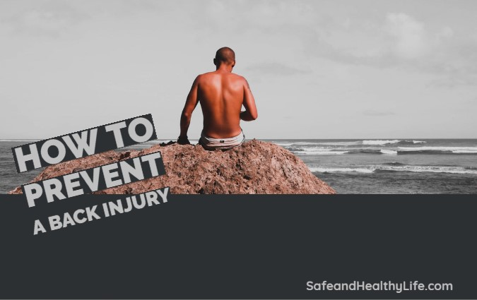 Prevent A Back Injury