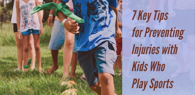 Preventing Injuries with Kids Who Play Sports