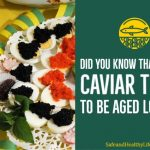 Did You Know That Pricier Caviar Tends To Be Aged Longer?