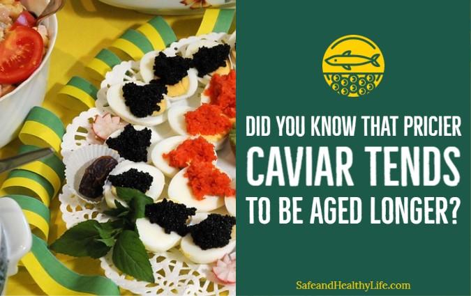 Pricier Caviar Tends