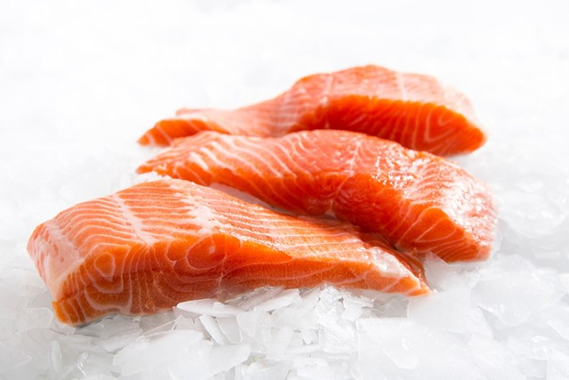 Salmon Is Impressively Good For Your Heart, Brain, and Skin