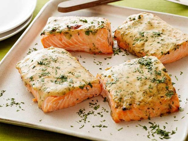 Salmon good for your bones and joints