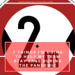 7 Things I'm Doing To Help My Team Stay Sane During The Pandemic