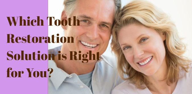 Tooth Restoration Solution