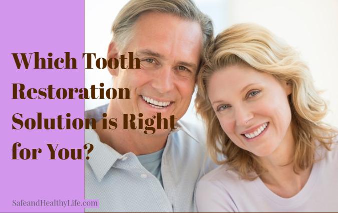 Tooth Restoration Solution