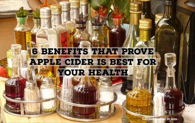 Apple Cider Is Best For Your Health