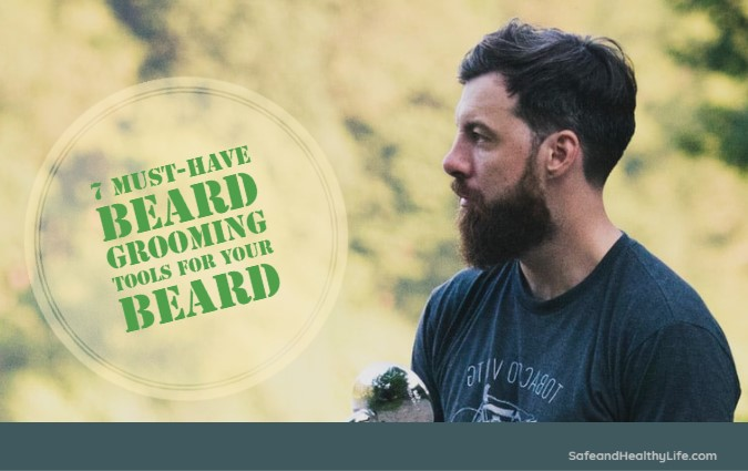 Beard Grooming Tools