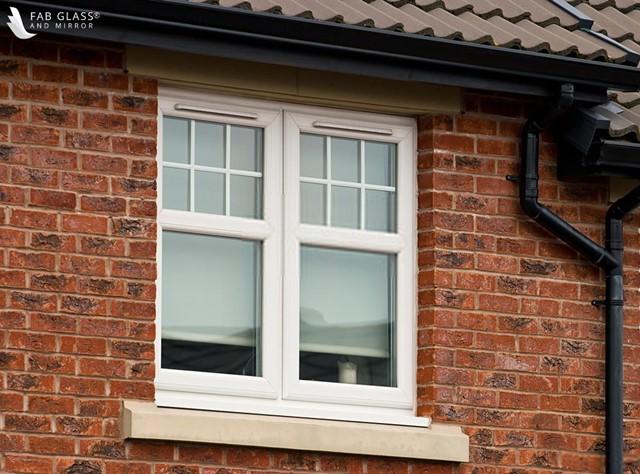 Double or Single-hung windows