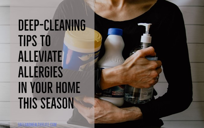 Make your home allergy-free