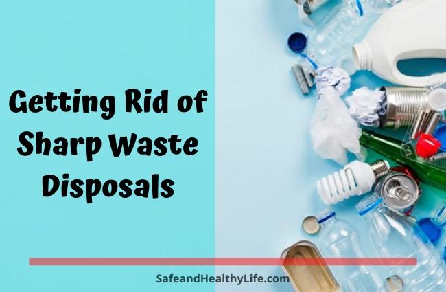 Sharp Waste Disposals