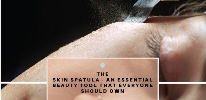 Skin Spatula