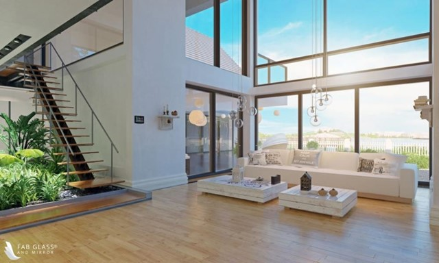 Use Translucent glass for Your Interior Designing