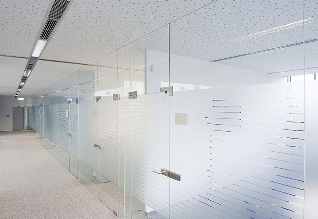 What Functions Can Frosted Glass Play