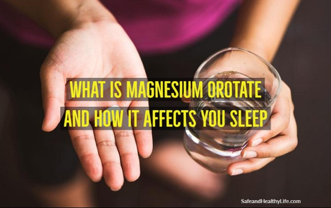 What Is Magnesium Orotate