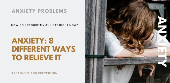 your anxiety problems