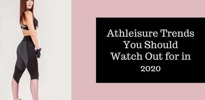 Athleisure Trends