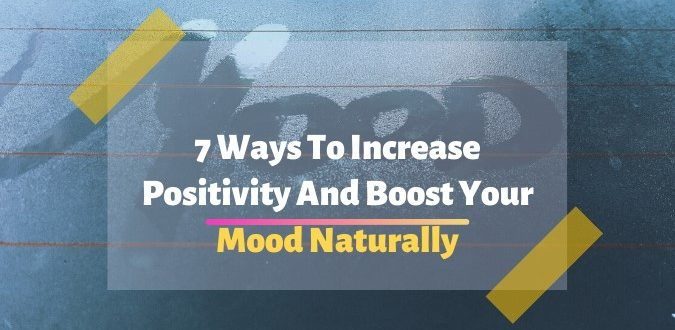 Boost Your Mood Naturally
