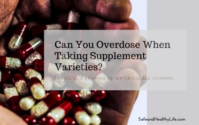 Taking Supplement Varieties
