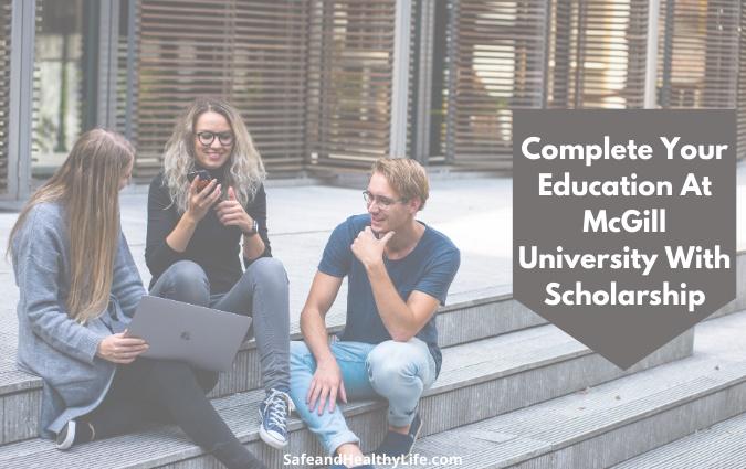 Education At McGill University
