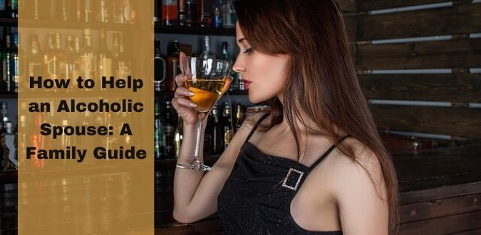 Help an Alcoholic Spouse