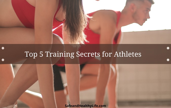 Training Secrets for Athletes