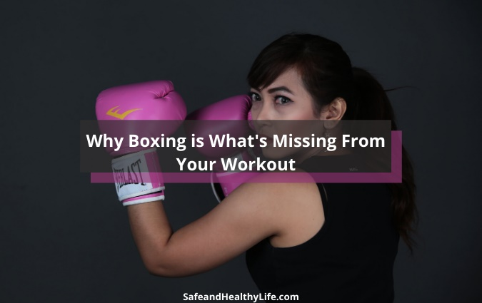 boxing in your workout