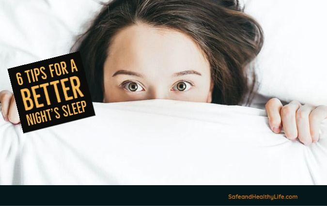 Better Night's Sleep Tips