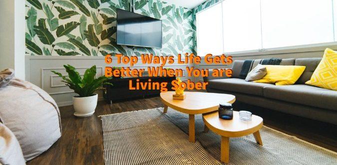 Start living sober