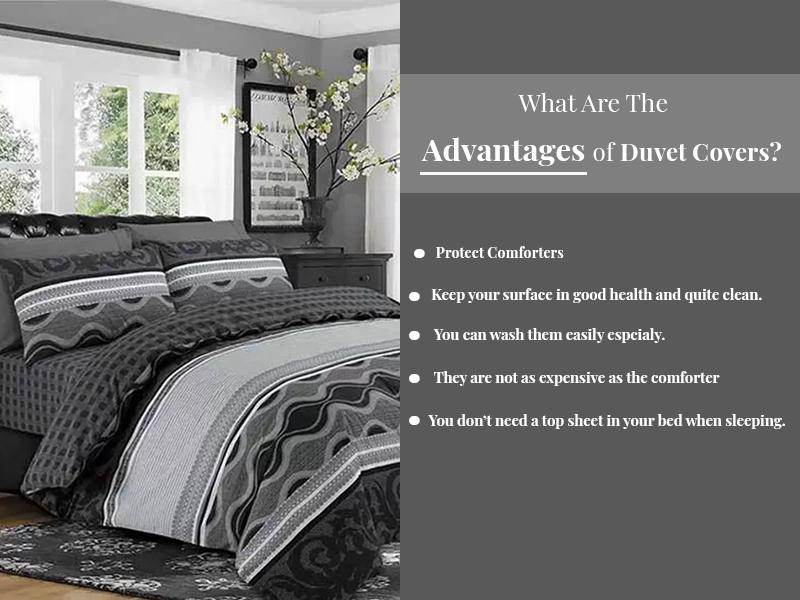 Advantages of duvet set