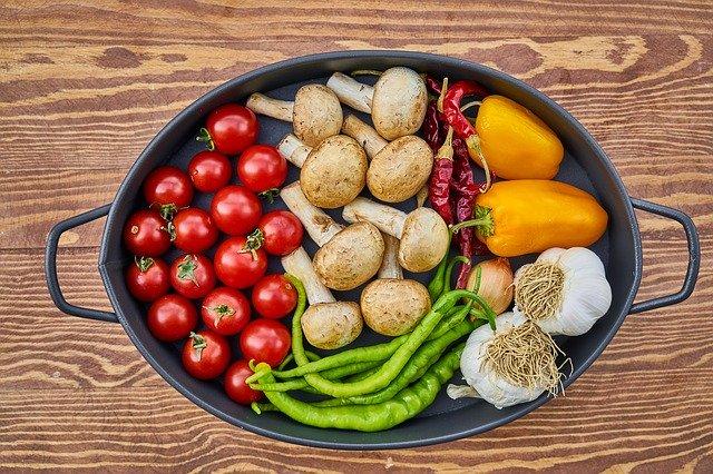Antioxidant Foods