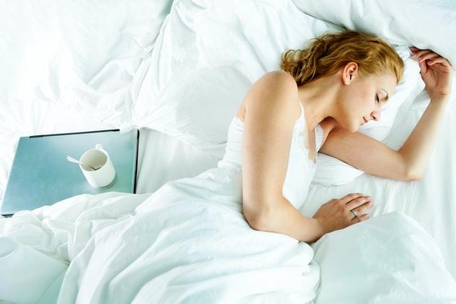 Better Sleeping Postion
