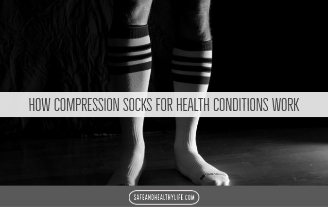Compression Socks For Health Conditions