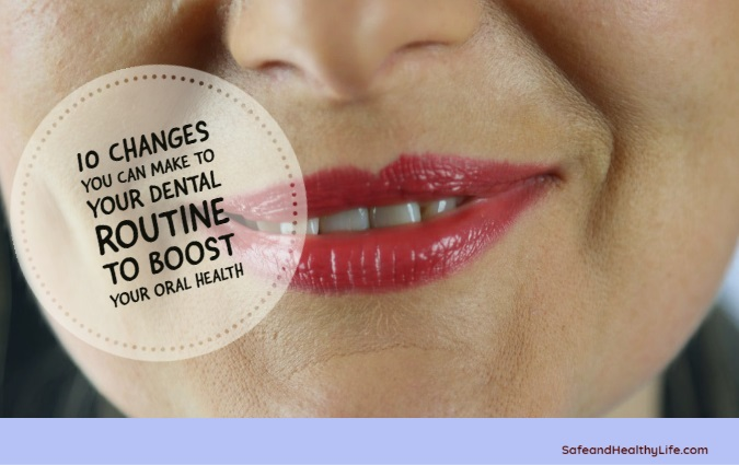 Boost Your Oral Health
