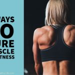 5 Ways to Cure Muscle Tightness