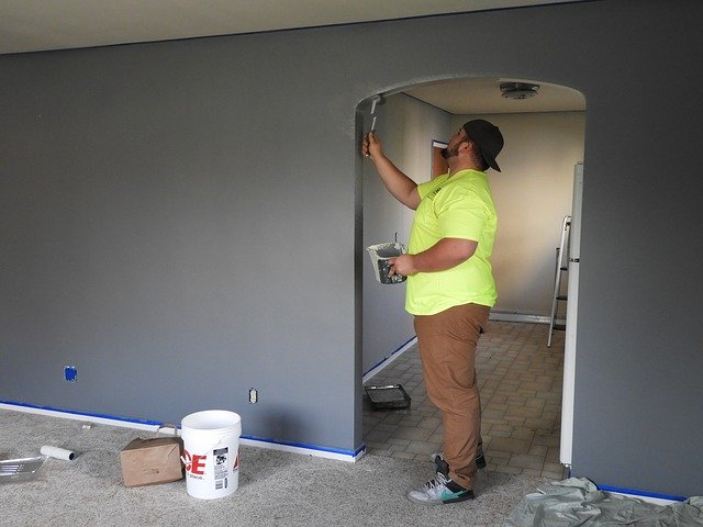 Hire Professionals For Best Painting Techniques