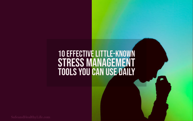 Little-Known Stress Management Tools