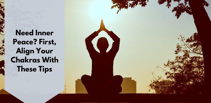 Need Inner Peace