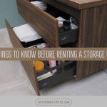 5 Things to Know Before Renting a Storage Unit