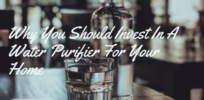 Water Purifier For Your Home