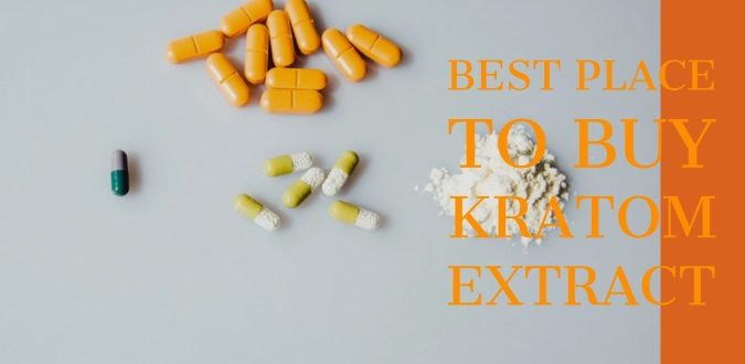 Buy Kratom Extract