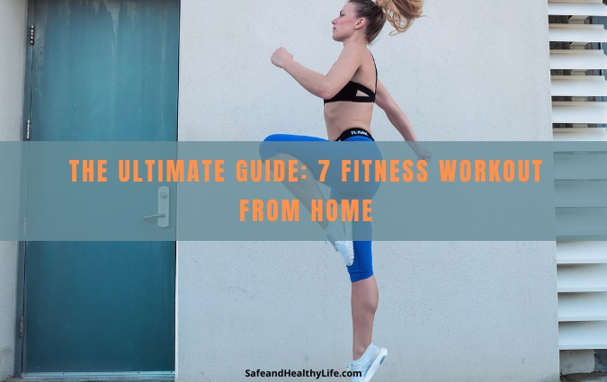 Fitness Workout From Home