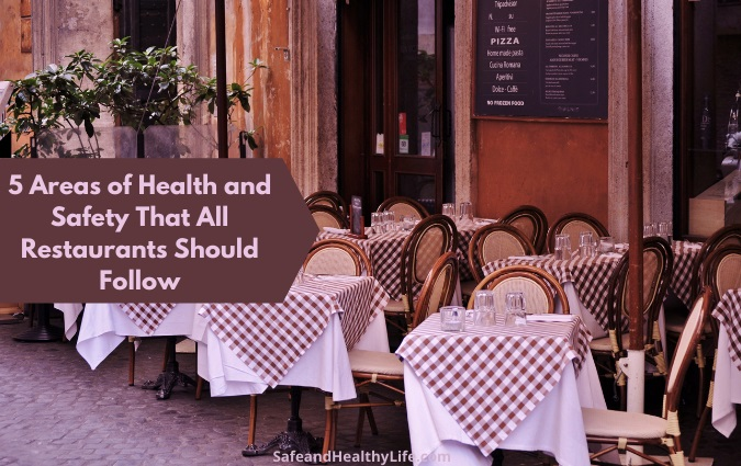 Health and Safety for Restaurants