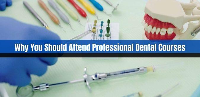 Professional Dental Courses