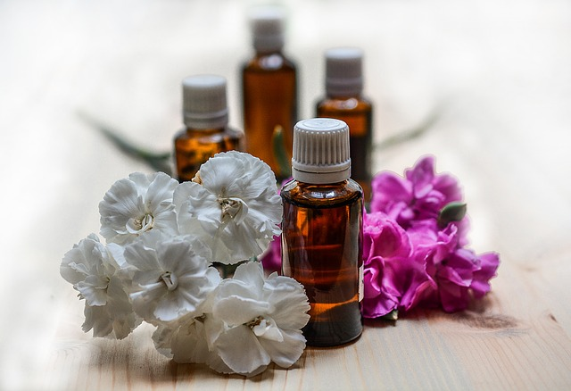 combination of the Essential Oil