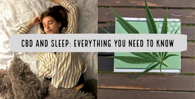CBD and Sleep