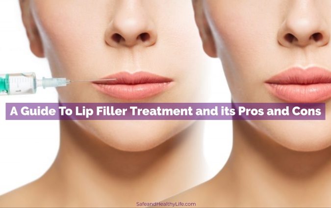 Guide To Lip Filler Treatment