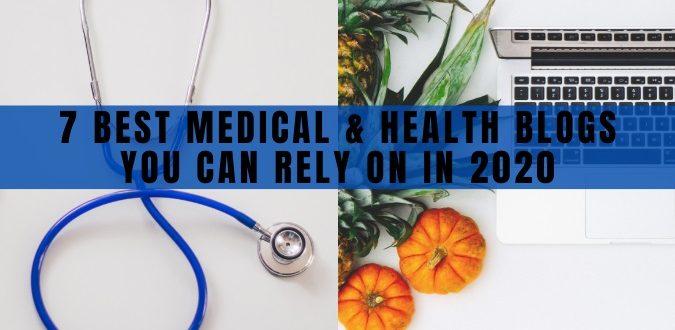 Medical & Health Blogs