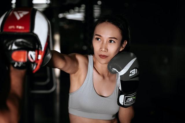 Modern Boxing Bags